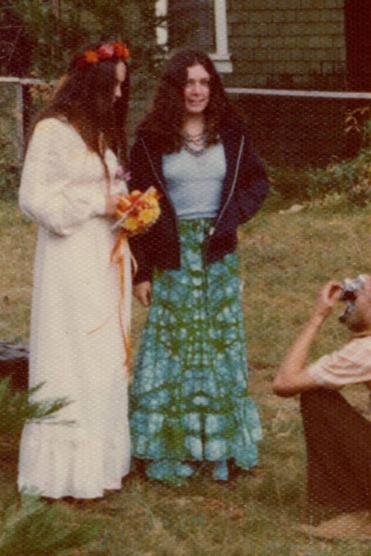 Rachele and I<br>10/11/75