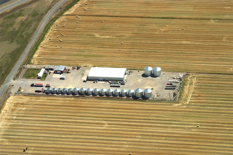 Farm in California