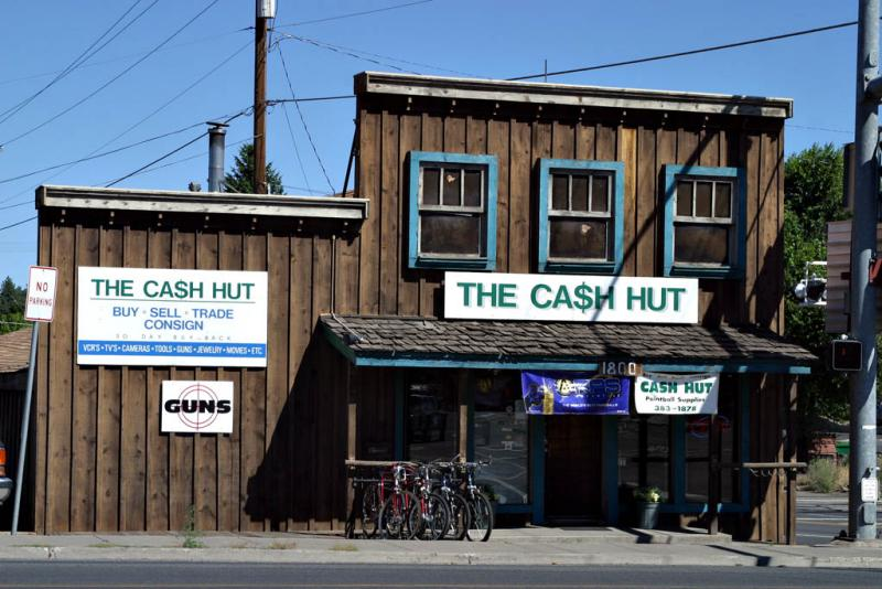 Show me the money Bend, Oregon