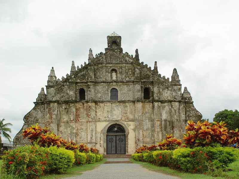 San Agustin Church, Paoay, Ilocos Norte, Philippines