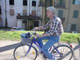 Ed on Wheels