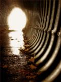 Dark Tunnel by jude mc10th Place