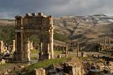 Arc de Caracalla et Nouveau Forum