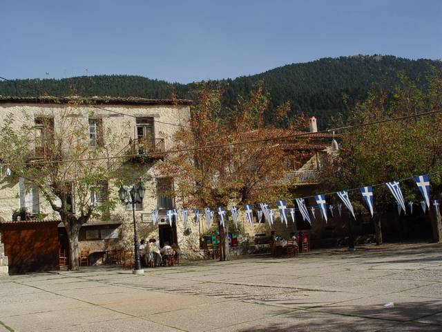 Goura main square