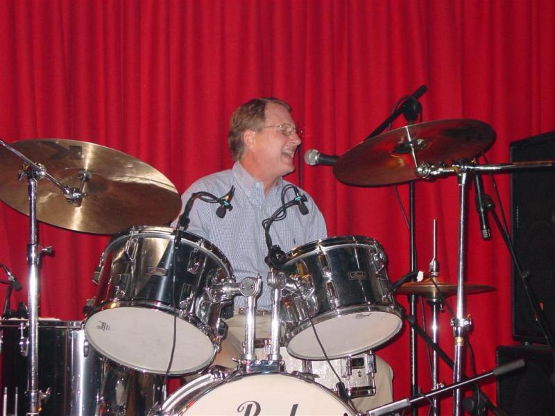 Exotics Drummer, Loy Hardcastle