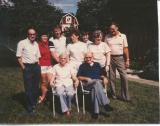 Dye Family Picnic 1986