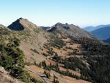 Road Down From Slate Peak