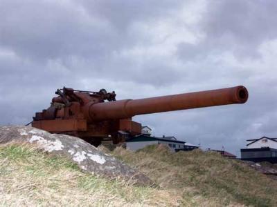 Second WW defence of Tórshavn