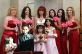 Women and Children in Bridal Suite