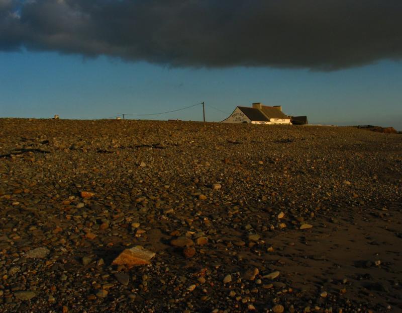 Dune de galet