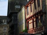 Une rue de vieux Quimper
