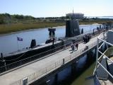 Charleston submarine.