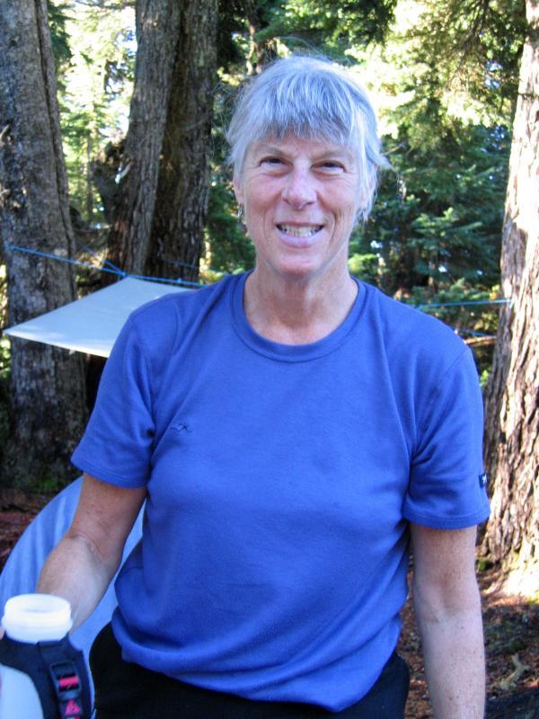 THORPE MT.<br>Mile 84</br><br>Sharon Carlson</br>