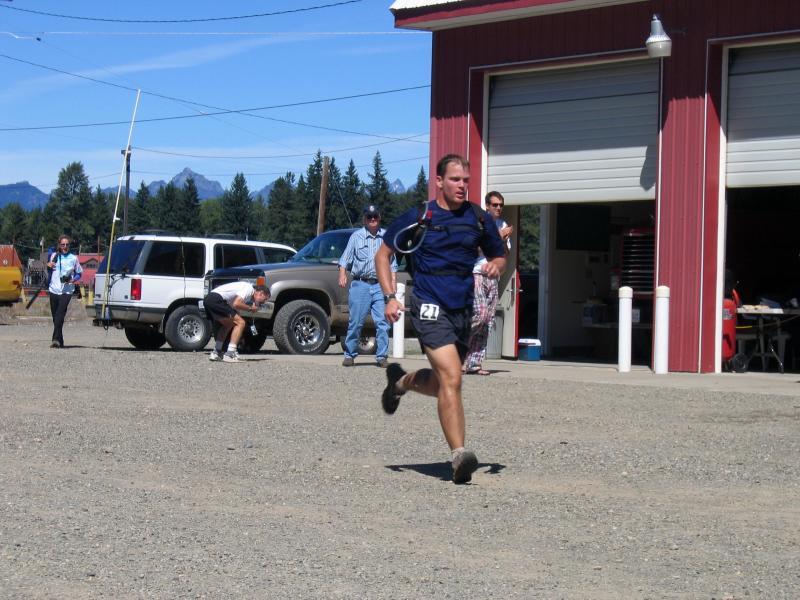 Walter Edwards finishing strong
