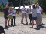 Team Walter, Team Vasque & Team Montrail/Patagonia converge