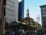 St Paul's Church from Park Row
