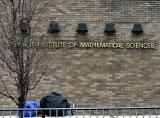 Homeless at NYU's Courant Institute of Mathematics