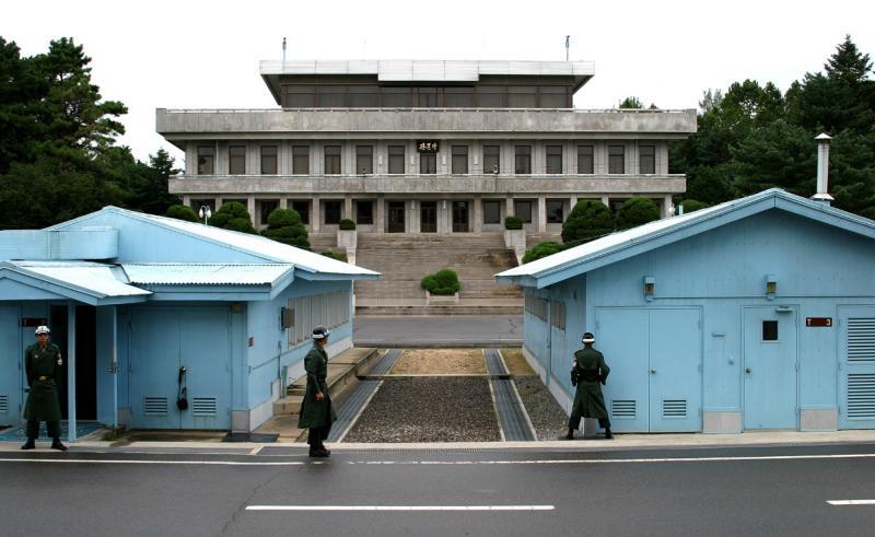 North Korea / Panmunjeon