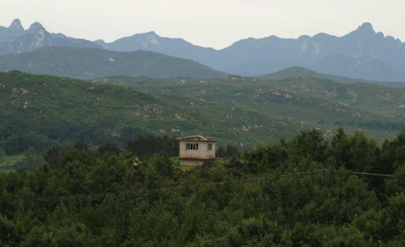 DPRK Guard Tower
