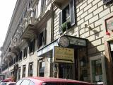 Our hotel in Rome