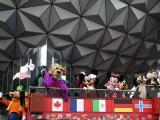 Disney Character Greeting