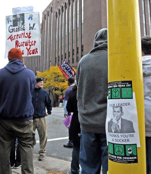 Sacrilegious Victory Salute by Bush.jpg