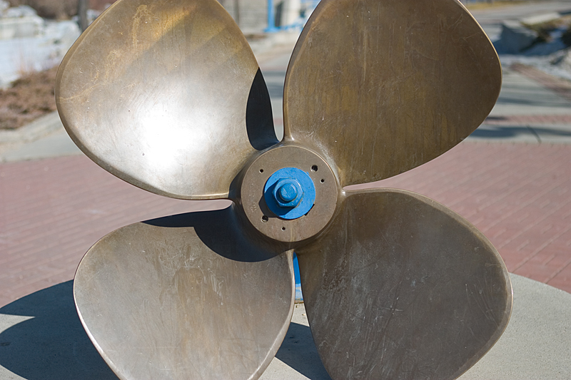 Portrait of a Propeller