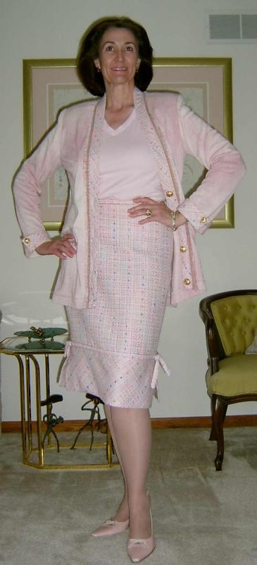 Knit & Tweed Suit