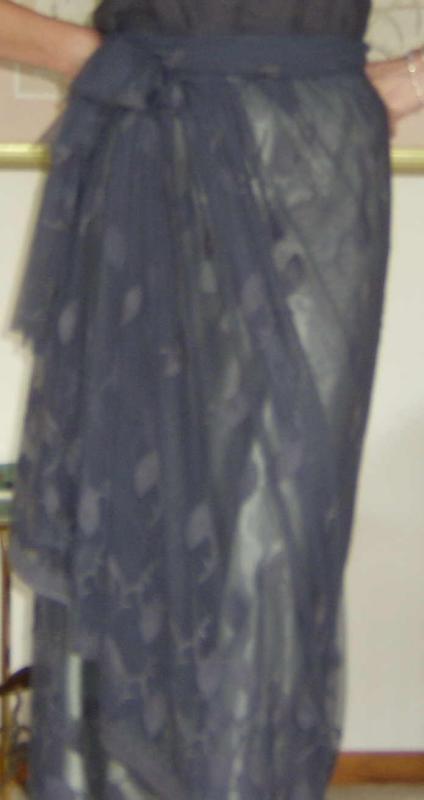 Skirt close up.