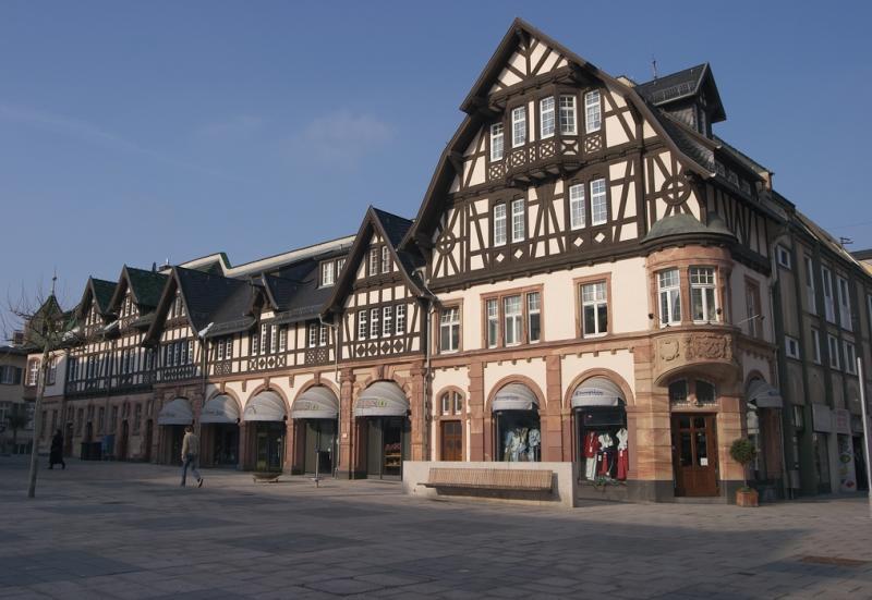 House at the Marktplatz