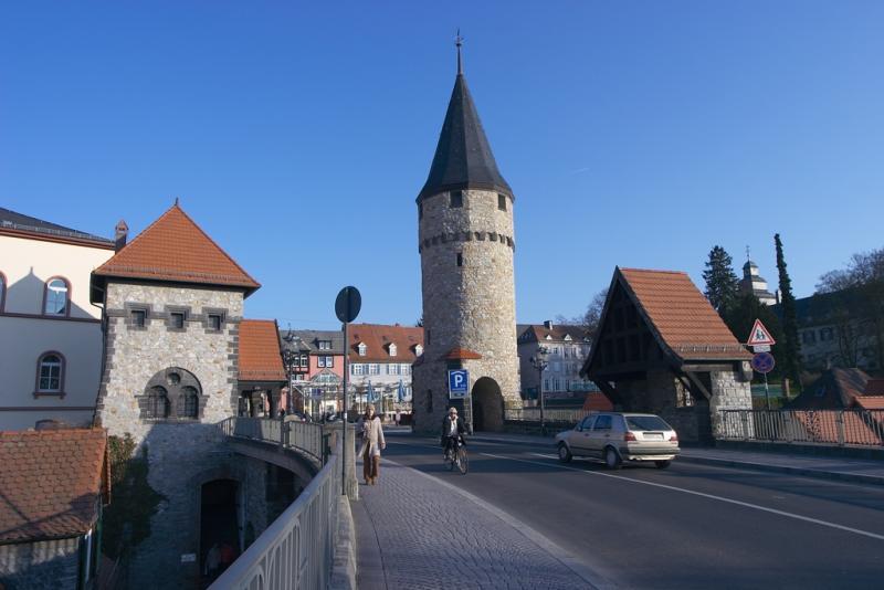 The Ritter-von-Marx Brücke