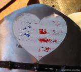 1.25 flag heart