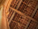 All Saints, Martock - Carved Roof