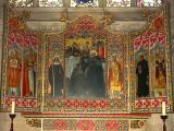 Tryptych at Basilica of Saint Gregory the Great, Radstock