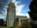 St Peter & St Paul, Shepton Mallet (7 March 2004)