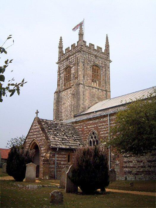 St. John, Bere Regis