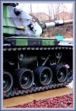 Retired WWII Tank