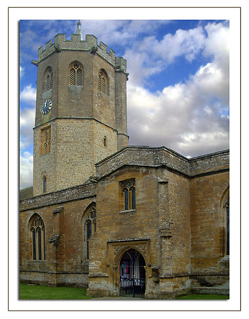 St.Peters, South Petherton, Somerset