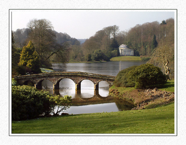The Bridge, Stourhead (1988)