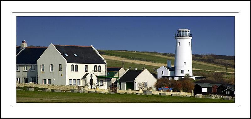 Old lighthouse, Portland Bill, Dorset
