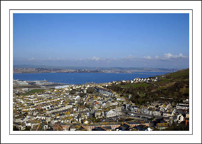 Fortuneswell and Weymouth Bay, Dorset