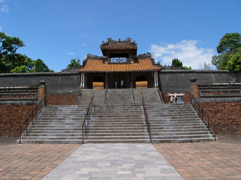 Khiem Cung Gate