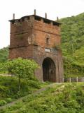 Old French Fort at Hai Van Pass