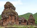 Ancient Champa kingdom site