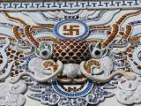 Colourful mosaics