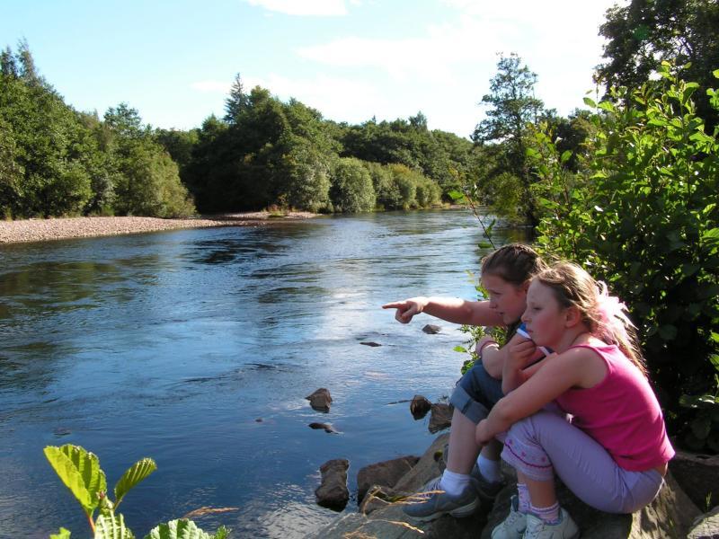 4th September, River Spey