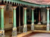 Patio - Chettinad Palace