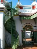 Staircase - Chettinad Palace