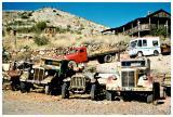 Old Trucks in Arizona