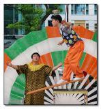 Street Acrobat -Takashimaya